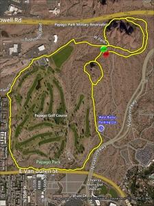 Crazy 8s Golf Course